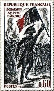 Bonaparte au pont d'Arcole