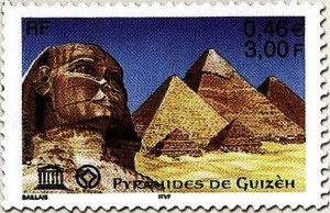Pyramides de Guizèh