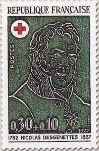 Nicolas Desgenettes