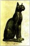 La déesse Bastet, musée du Louvre