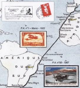 Carte de la ligne