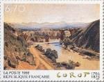 Le Pont d'Auguste à Narni
