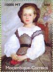 Portrait de Mademoiselle Romaine Lacaux   1864 Cleveland Muséum of Art