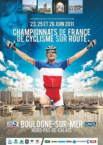 L' APB aux championnats de France de cyclisme (1/2)
