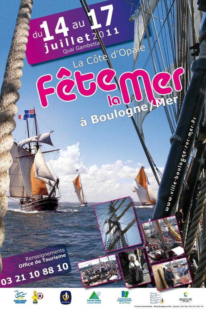 Fête de la Mer à Boulogne sur mer 2011