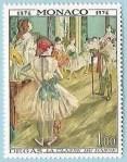 La Classe de danse 1874 Edgar Degas 1ère exposition impressionniste