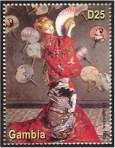 La Japonaise 1876 Claude Monet