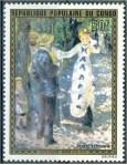 La Balançoire 1876 P. A. Renoir