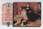 Madame Charpentier avec ses enfants 1878 Pierre Auguste Renoir Exposé au Salon de 1879