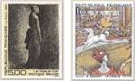 Peintre français, (Paris 1859-1891). Seurat met en œuvre la technique  « divisionniste ». Paul Signac est son plus fidèle disciple. Eclaircissant sa palette au contact des impressionnistes, il  peint Un Dimanche d'été à la grande jatte, il meurt à 32 ans, son dernier tableau : Le cirque.