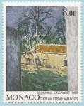 Cour de ferme à Auvers 1879-1880 Paul Cézanne Legs Caillebotte