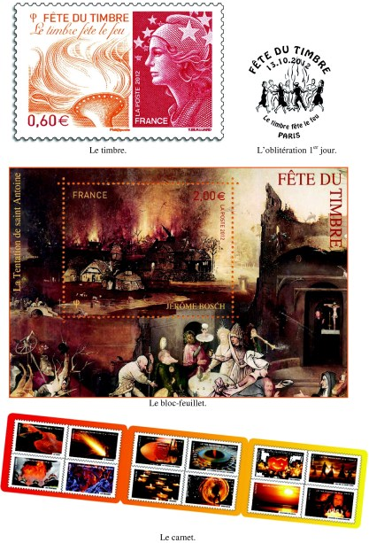 Fête du Timbre 2012