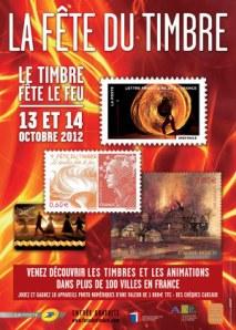 fete du timbre 2012