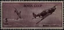 Combat Yak-3 et Me-109