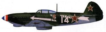 Yak-9 Le Père Magloire